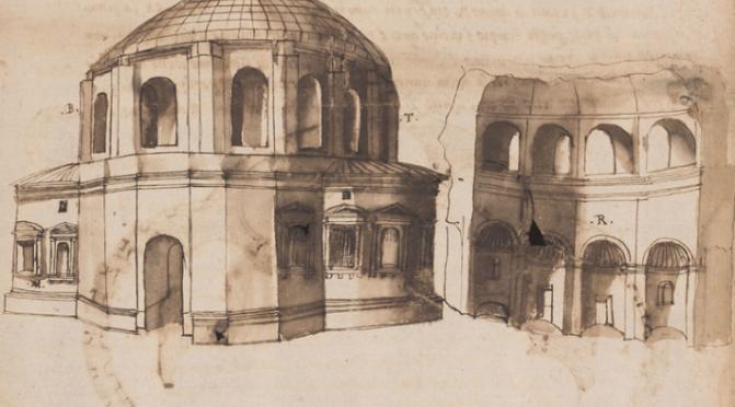 Pirro Ligorio e il Tempio di Minerva Medica