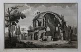 1753 G. Vasi: Tempio di Minerva Medica presso Porta Maggiore