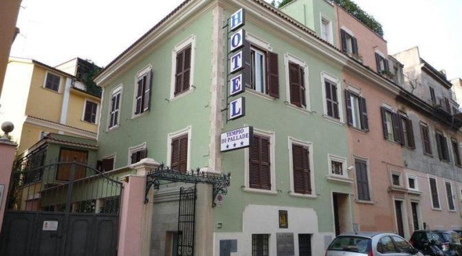 5 ottobre 2018 – Assemblea dell'Associazione Abitanti via Giolitti – Esquilino presso l'Hotel Tempio di Pallade