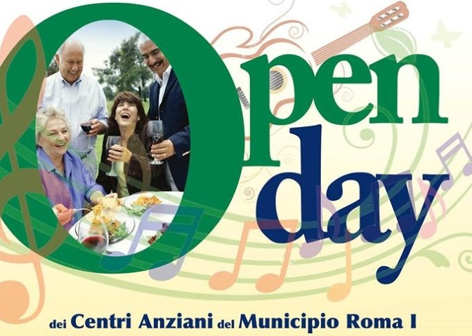 9 ottobre 2018 Open day al Centro Sociale Anziani Esquilino