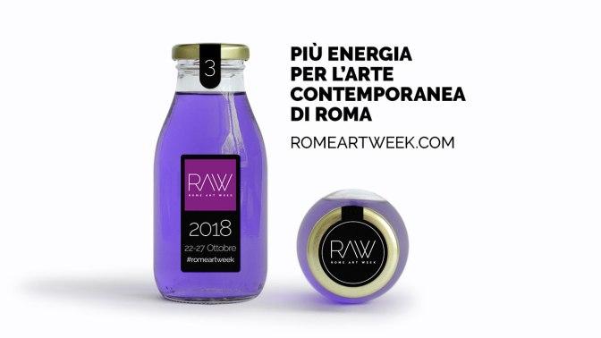 RAW 2018 – 22/29 ottobre – Gli eventi e le mostre all'Esquilino