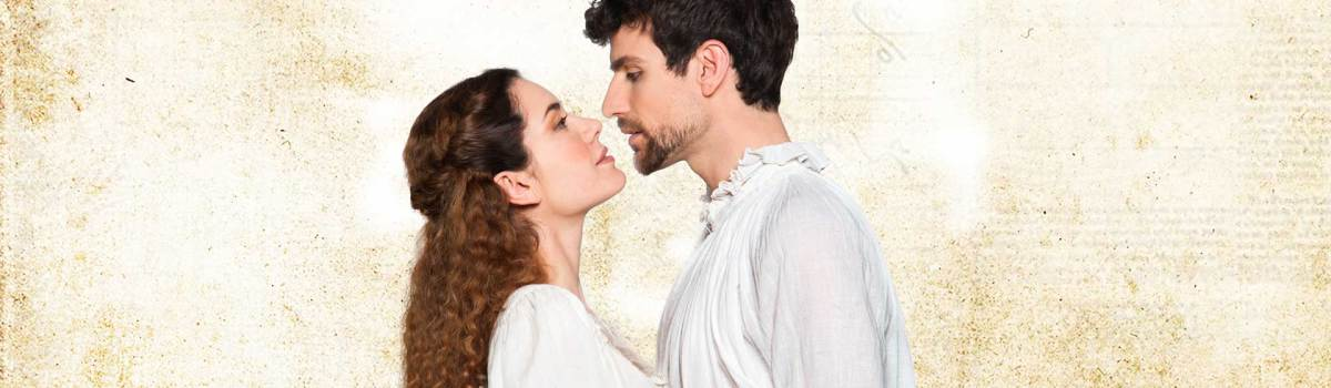 """24 ottobre - 18 novembre 2018 """"Shakespeare in Love"""" al Teatro Brancaccio"""