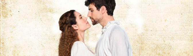 """24 ottobre – 11 novembre 2018 """"Shakespeare in Love"""" al Teatro Brancaccio"""