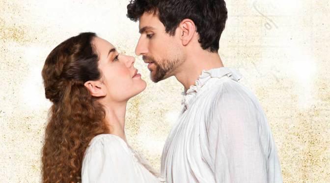 """24 ottobre – 18 novembre 2018 """"Shakespeare in Love"""" al Teatro Brancaccio"""