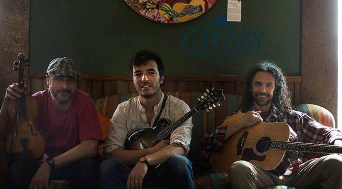 "22 novembre 2018  ""Cocci Mountain String Band – Appalaci American Folk""al Gatsby Cafè"