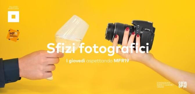 """29 novembre 2018 Primo appuntamento di """"Sfizi Fotografici"""" a Palazzo Merulana"""