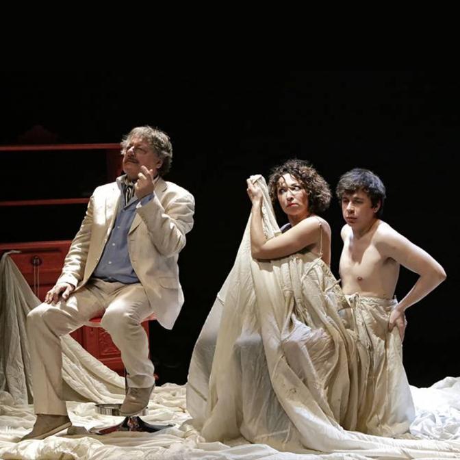 "4 – 7 aprile 2019 ""Zozos"" al Teatro Brancaccino"
