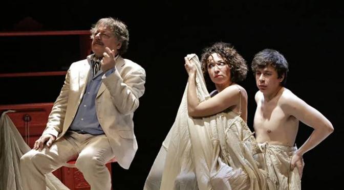 """8 – 18 novembre 2018 """"Zozos"""" al Teatro Brancaccino"""
