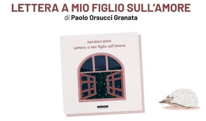 """20 dicembre 2018 """"Lettera a mio figlio sull'amore"""" Al Palazzo del Freddo – Fassi"""