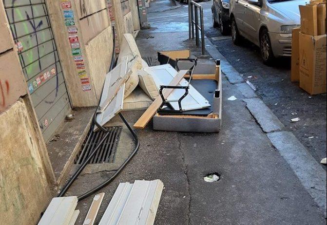 24 febbraio 2019 Raccolta straordinaria gratuita dei rifiuti ingombranti nel I Municipio