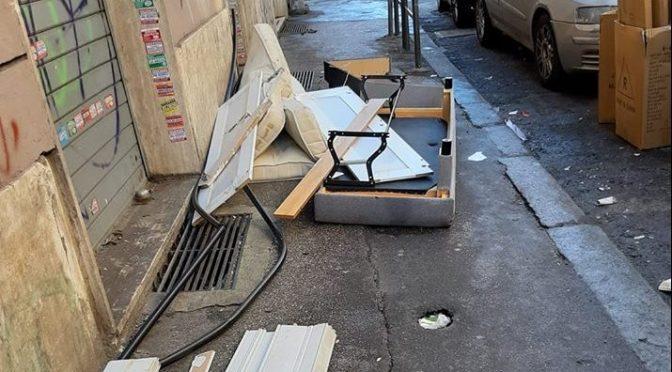 16 dicembre 2018 Raccolta straordinaria gratuita dei rifiuti ingombranti nel I Municipio