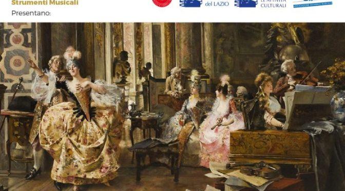 """23 dicembre 2018 """"Concerto per flauto dolce, oboe barocco e clavicembalo"""" al Museo Nazionale degli Strumenti Musicali"""