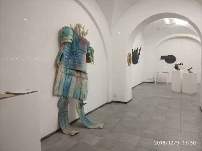 """10 dicembre 2018 – 29 gennaio 2019 """"Canto d'ombra"""" mostra d'arte presso Hyunnart Studio"""