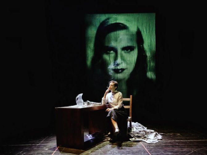"""6 – 9 dicembre 2018 """"Leni, il trionfo della bellezza"""" al Teatro Brancaccino"""