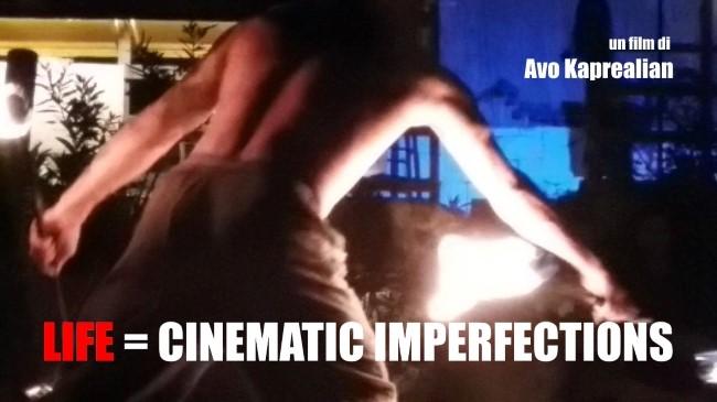 """6 dicembre 2018 """"Life=Cinematic Imperfection"""" all'Apollo 11"""