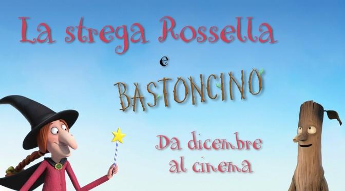 """25 e 26 dicembre 2018 """"La Strega Rossella e Bastoncino"""" all'Apollo 11"""