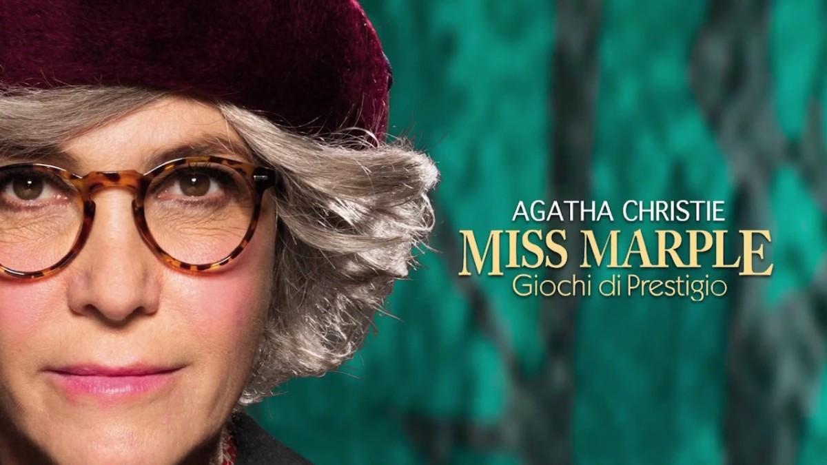 """12 - 23 dicembre 2018 """"MISS MARPLE, Giochi di prestigio"""" al Teatro Jovinelli"""