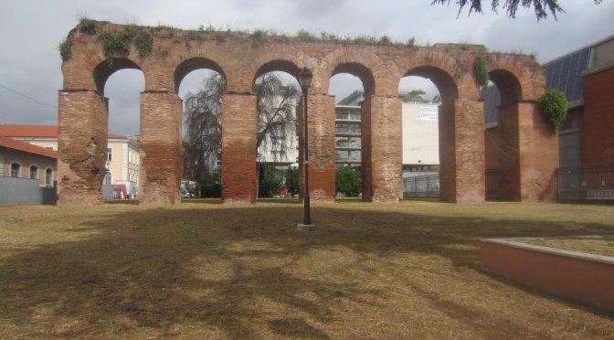 20 gennaio 2019 Passeggiata archeologica attraverso l'Esquilino
