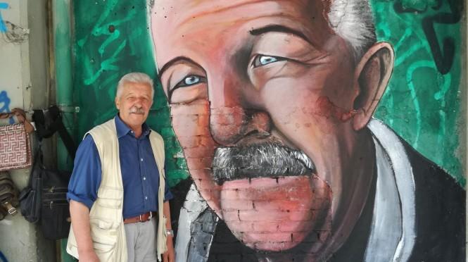 Il ritorno del murale di Gaetano