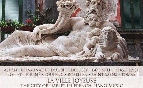 """26 gennaio 2019 Presentazione del CD """"La ville joyeuse"""" presso Scatola Sonora"""