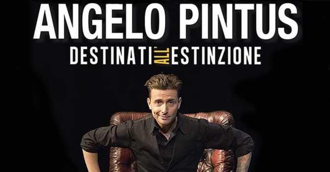 """12 – 17 febbraio 2019 """"Destinati all'Estinzione"""" al Teatro Brancaccio"""
