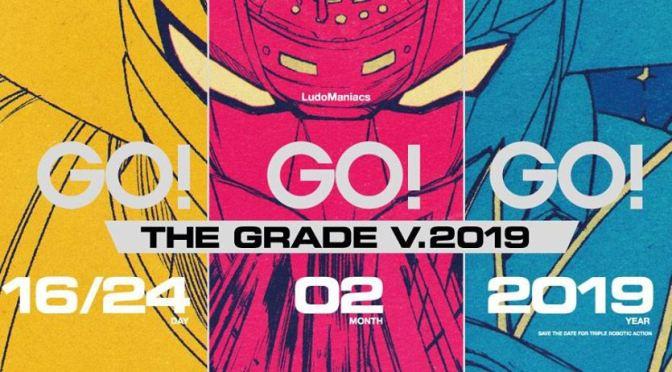 """16 – 24 febbraio 2019 """"GO! GO! GO! – The Grade V.2019"""" mostra al Palazzo Merulana"""