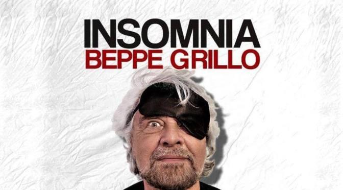 """19 – 20 febbraio 2019 """"Insomnia"""" al Teatro Brancaccio"""