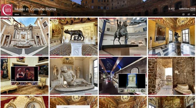 4 agosto 2019 Ingresso gratuito nei Musei Comunali per i residenti a Roma e nella Città Metropolitana