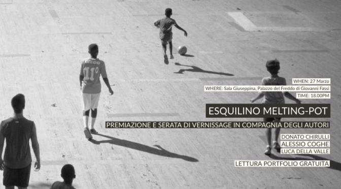 27 marzo 2019 Esquilino Melting-pot seconda edizione al Palazzo del Freddo – Fassi