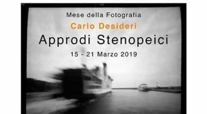 """15 – 21 marzo 2019 """"Approdi Stenopeici"""" mostra fotografica allo Studio Medina"""