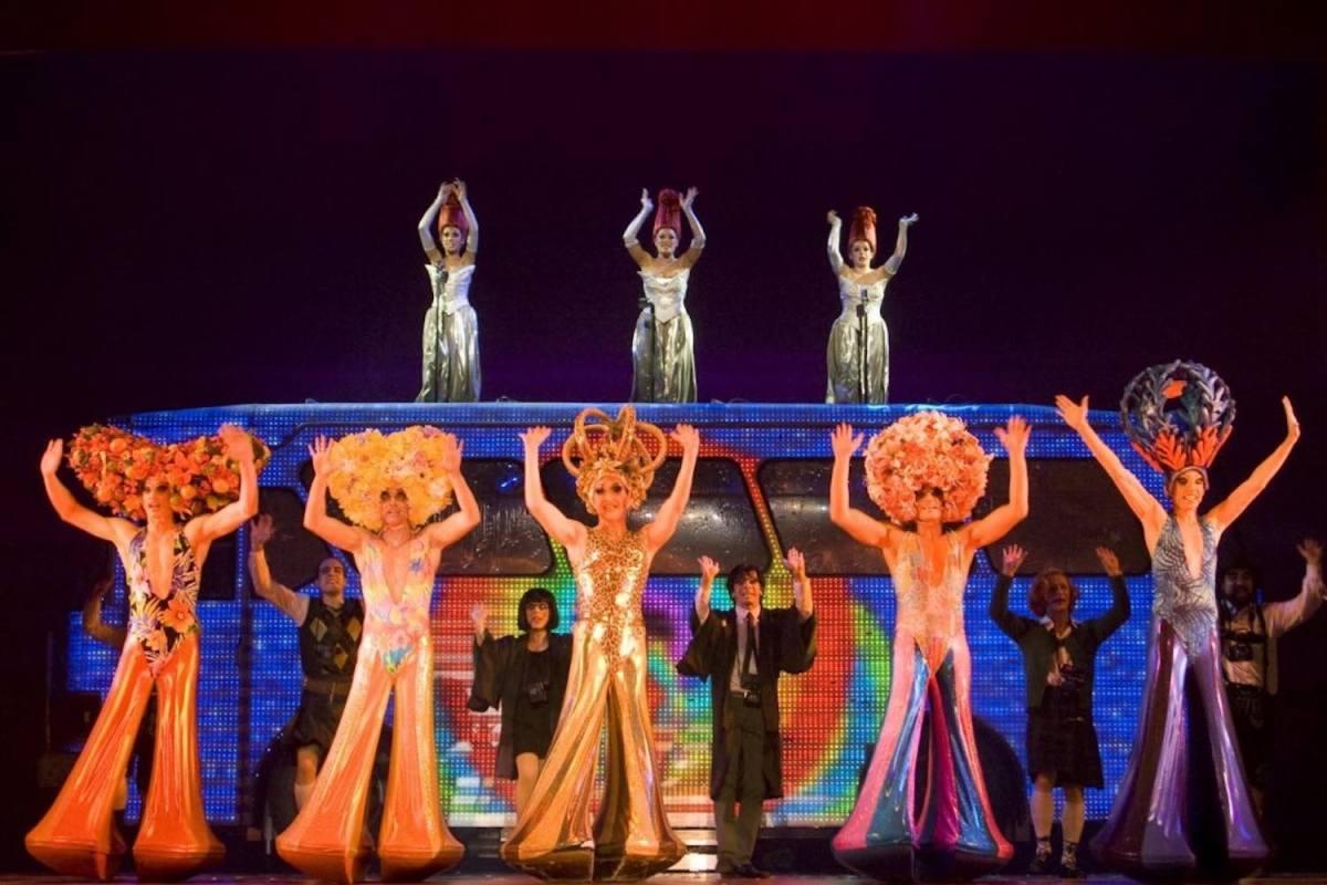 """7 - 31 Marzo 2019 """"Priscilla la regina del deserto"""" al Teatro Brancaccio"""