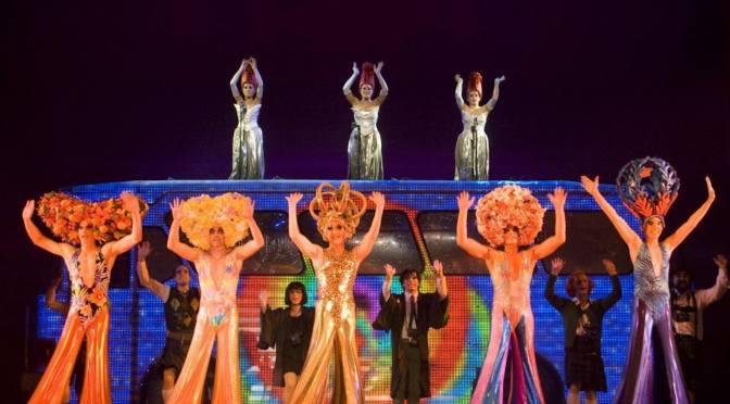 """7 – 31 Marzo 2019 """"Priscilla la regina del deserto"""" al Teatro Brancaccio"""