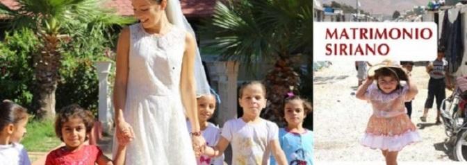 """9 marzo 2019 Presentazione del libro """"Matrimonio Siriano"""" al Palazzo del Freddo – Fassi"""