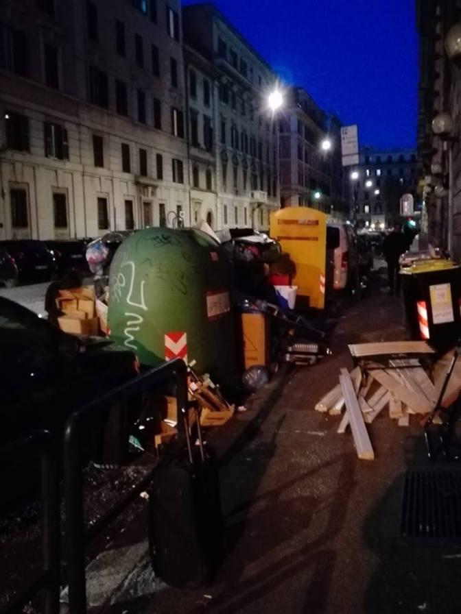 14 aprile 2019 Raccolta straordinaria gratuita dei rifiuti ingombranti nel I Municipio