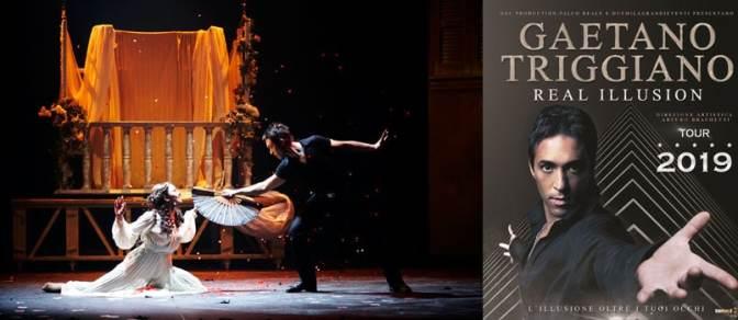 """12 – 14 aprile 2019 """"Real Illusion 2019"""" al Teatro Brancaccio"""