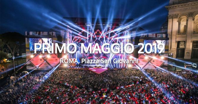 1 maggio 2019: il concerto a San Giovanni, le chiusure al traffico, le deviazioni dei mezzi pubblici e i divieti di sosta