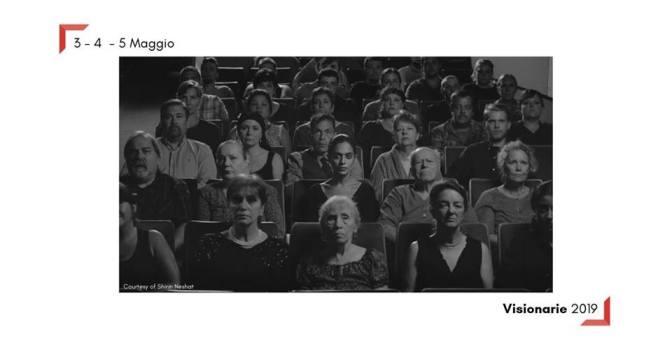 """3 – 4 – 5 maggio 2019 """"Visionarie. Donne tra cinema, TV e racconto"""" al Palazzo Merulana"""