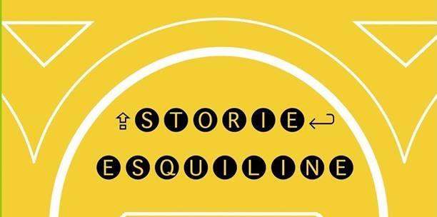 """30 maggio 2019 Presentazione del libro """"Storie Esquiline"""" alla Libreria Coreander"""
