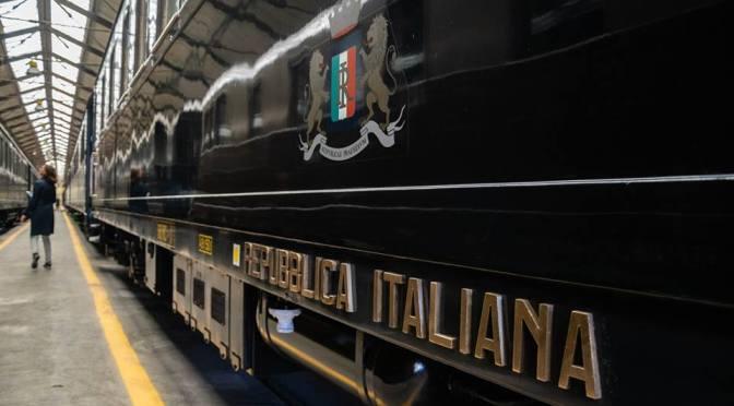 """6 giugno 2019 """"Cosa FAI Stasera – Il Treno Presidenziale"""" apertura straordinaria per la Delegazione FAI di Roma"""