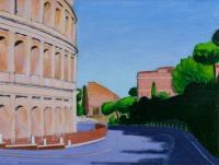 Colosseo-al-mattino-II
