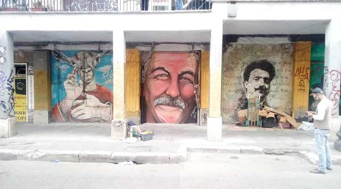Come nasce un murale (Parte II)