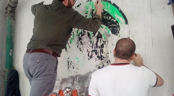 Come nasce un murale (Parte I)