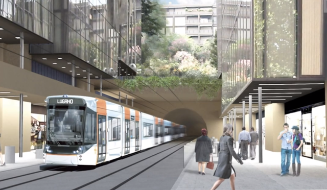 Forse non avranno il PUMS ma in Svizzera le decisioni sulla mobilità pubblica sono democratiche e lungimiranti