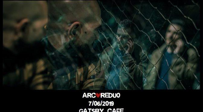 """29 giugno 2019 """"Arco Reduo – New Soul"""" al Gatsby Cafè"""