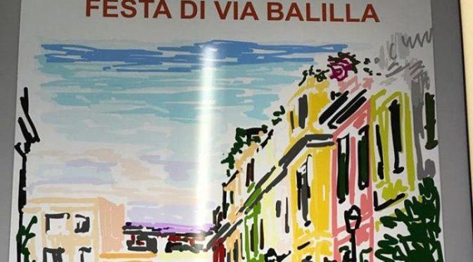 """15 giugno 2019 """"Festa di via Balilla"""""""