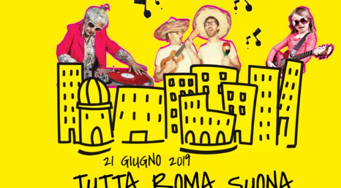 21/06/2019 Festa della Musica 2019: due appuntamenti all'Esquilino