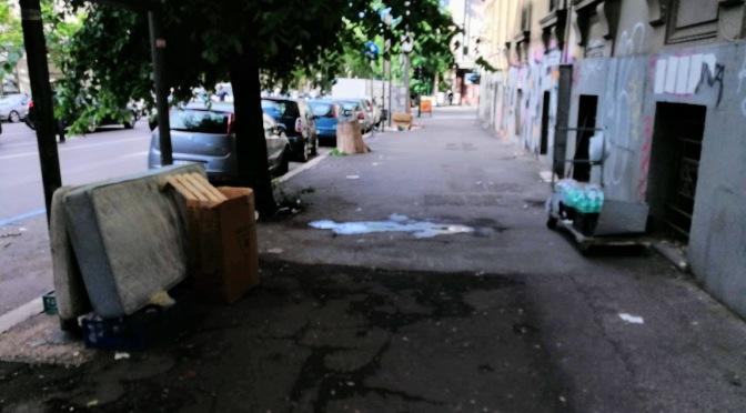 16 giugno 2019 Raccolta straordinaria gratuita dei rifiuti ingombranti nel I Municipio
