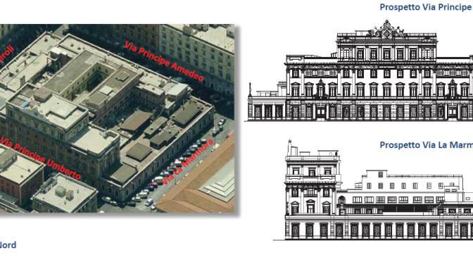 18 giugno 2019 – Presentazione del progetto di recupero e valorizzazione dell'ex Zecca di Stato a via Principe Umberto