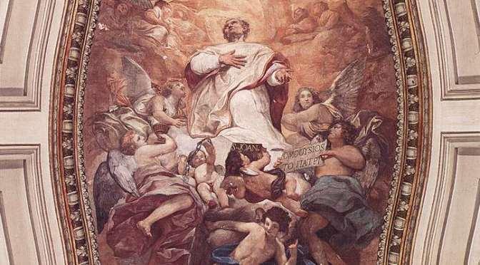 La gloria di Sant'Eusebio al TG3 Lazio