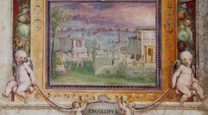 """Il terzo incontro """"Esquilino chiama Roma"""" tenutosi il 24 giugno 2019 presso il Palazzo Merulana"""